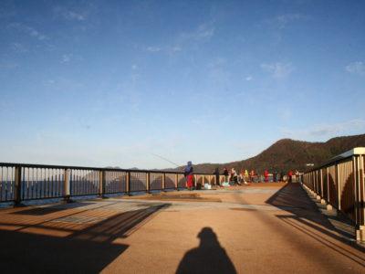 北海道・洞爺湖より車で20分→豊浦フィッシャリーナでサビキ釣り